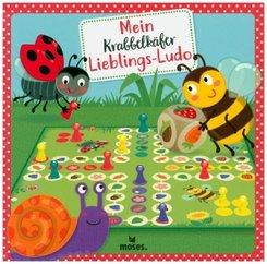 Mein Krabbelkäferfer Lieblings-Ludo (Kinderspiel)