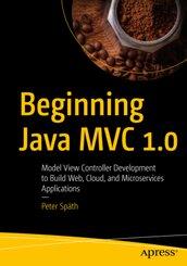 Beginning Java MVC 1.0
