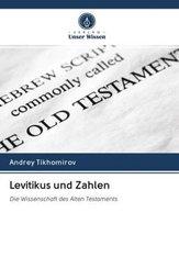 Levitikus und Zahlen