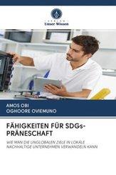 FÄHIGKEITEN FÜR SDGs-PRÄNESCHAFT