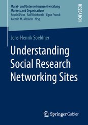 Understanding Social Research Networking Sites