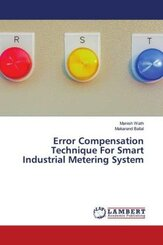 Error Compensation Technique For Smart Industrial Metering System