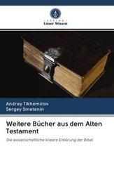 Weitere Bücher aus dem Alten Testament