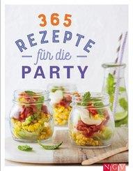 365 Rezepte für die Party