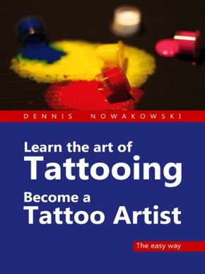 Learn the art of Tattooing - Become a Tattoo artist