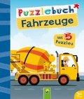 Puzzlebuch Fahrzeuge; .