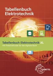 Tabellenbuch Elektrotechnik XL; .