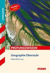 STARK Prüfungswissen Geographie Oberstufe; .
