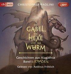 Die Gabel, die Hexe und der Wurm. Geschichten aus Alagaësia - Eragon