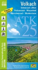 ATK25-E06 Volkach (Amtliche Topographische Karte 1:25000)