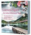 Die Sieben Schwestern-Saga (1-3), 5 Audio-CD, MP3