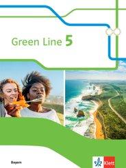 Green Line, Ausgabe für Bayern ab 2017: Green Line, Ausgabe für Bayern ab 2017, 9. Schuljahr, Schülerbuch - Bd.5