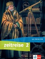 Zeitreise 2. Differenzierende Ausgabe Nordrhein-Westfalen