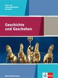 Geschichte und Geschehen Kursstufe Basis- und Leistungsfachband. Ausgabe Baden-Württemberg Gymnasium - Schülerbuch Klass