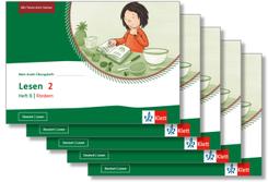 Mein Anoki-Übungsheft - Lesen 2. Heft B   Fördern, m. 1 Beilage