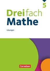 Dreifach Mathe - Ausgabe 2021 - 5. Schuljahr