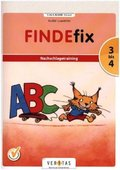 Findefix: 3. - 4. Schuljahr - Nachschlagetraining