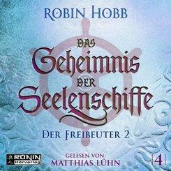 Das Geheimnis der Seelenschiffe 4, Audio-CD, MP3