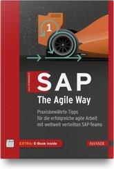 SAP, The Agile Way, m. 1 Buch, m. 1 E-Book