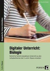 Digitaler Unterricht: Biologie