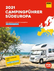 ADAC Campingführer Südeuropa 2021