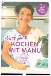 RuckZuck Kochen mit Manu
