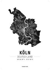 Köln, Designposter