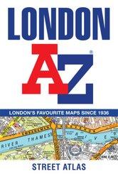 London A-Z Street Atlas; 3