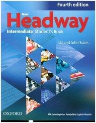 New Headway Intermediate, Fourth edition: Intermediate German Wordlist Student's Book