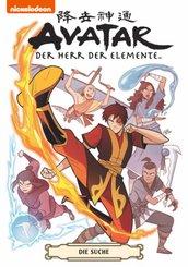 Avatar - Herr der Elemente Softcover Sammelband - Die Suche