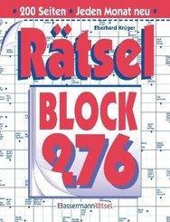Rätselblock - Bd.276