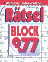 Rätselblock - Bd.277