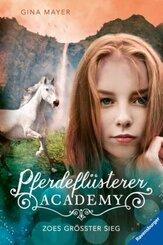 Pferdeflüsterer-Academy - Zoes größter Sieg