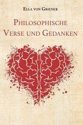 Philosophische Verse und Gedanken