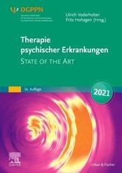 Therapie psychischer Erkrankungen 2021