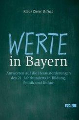 Werte in Bayern