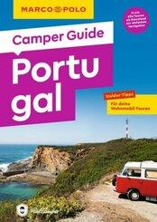 MARCO POLO Camper Guide Portugal