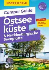 MARCO POLO Camper Guide Ostseeküste & Mecklenburgische Seenplatte
