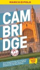 MARCO POLO Reiseführer Cambridge