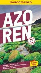 MARCO POLO Reiseführer Azoren