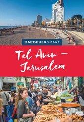 Baedeker SMART Reiseführer Tel Aviv & Jerusalem
