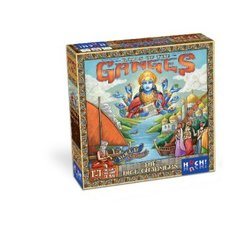 Rajas of the Ganges - Dice Charmers (Spiel)
