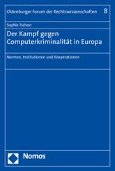 Der Kampf gegen Computerkriminalität in Europa