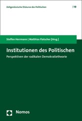 Institutionen des Politischen