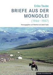 Erika Taube - Briefe aus der Mongolei (1966-1987)
