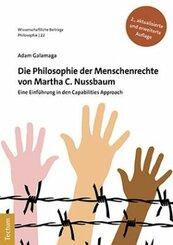 Die Philosophie der Menschenrechte von Martha C. Nussbaum