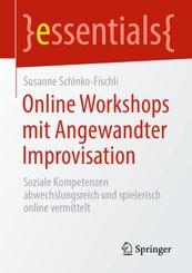 Online Workshops mit Angewandter Improvisation