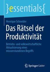 Das Rätsel der Produktivität