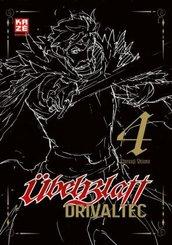 Übel Blatt: Drivaltec (3-in-1-Edition) - Bd.4