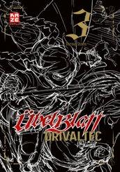 Übel Blatt: Drivaltec (3-in-1-Edition) - Band 3